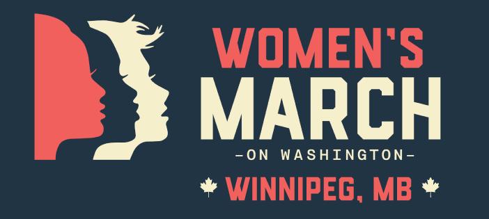 Women's March on Washington: Winnipeg