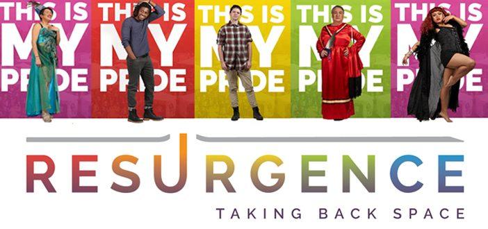 Resurgence: Taking Back Space