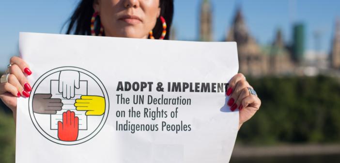 UNDRIP: Walk the Talk of Reconciliation