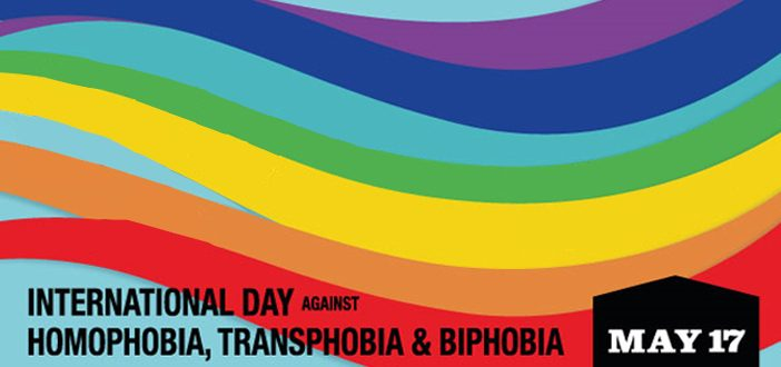 The International Day against Homophobia, Transphobia, and Biphobia