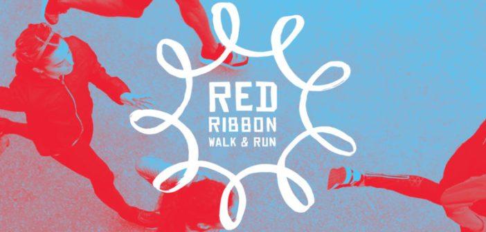 Red Ribbon Walk