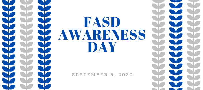 Sept. 9-FASD Awareness Day